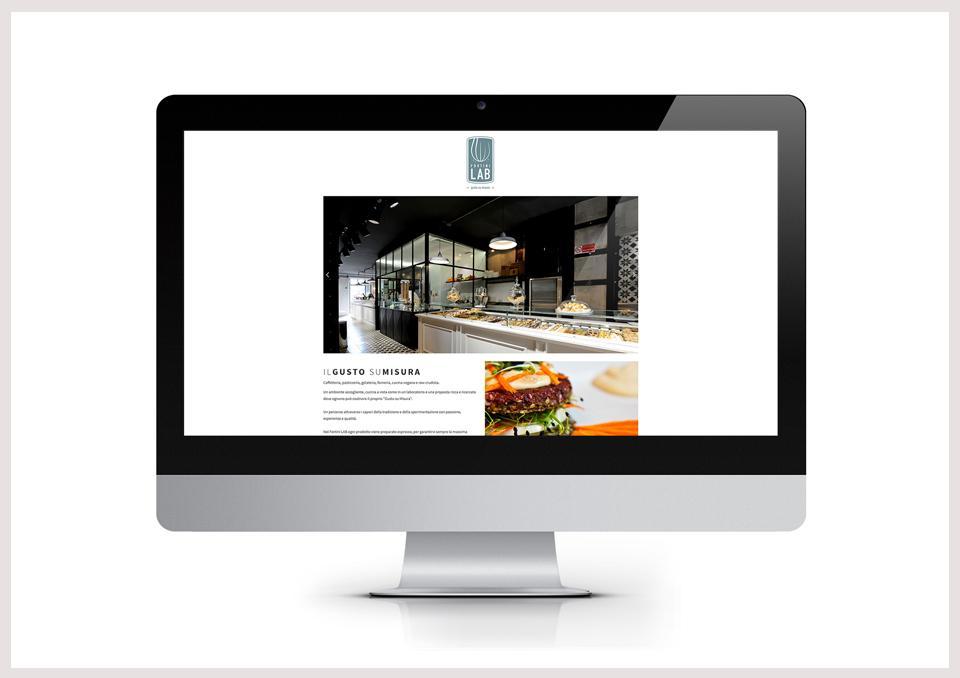 realizzazione sito responsive fortini lab