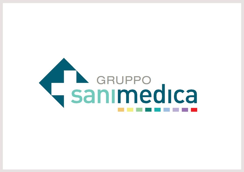 Logo e Immagine coordinata Gruppo Sanimedica