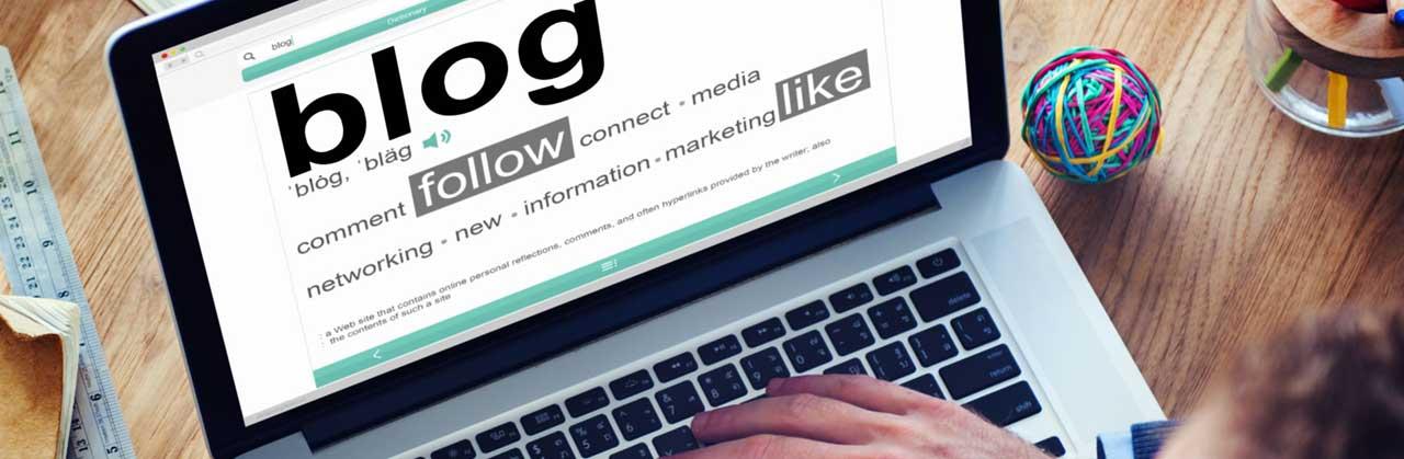 realizzazione sito blog con word press