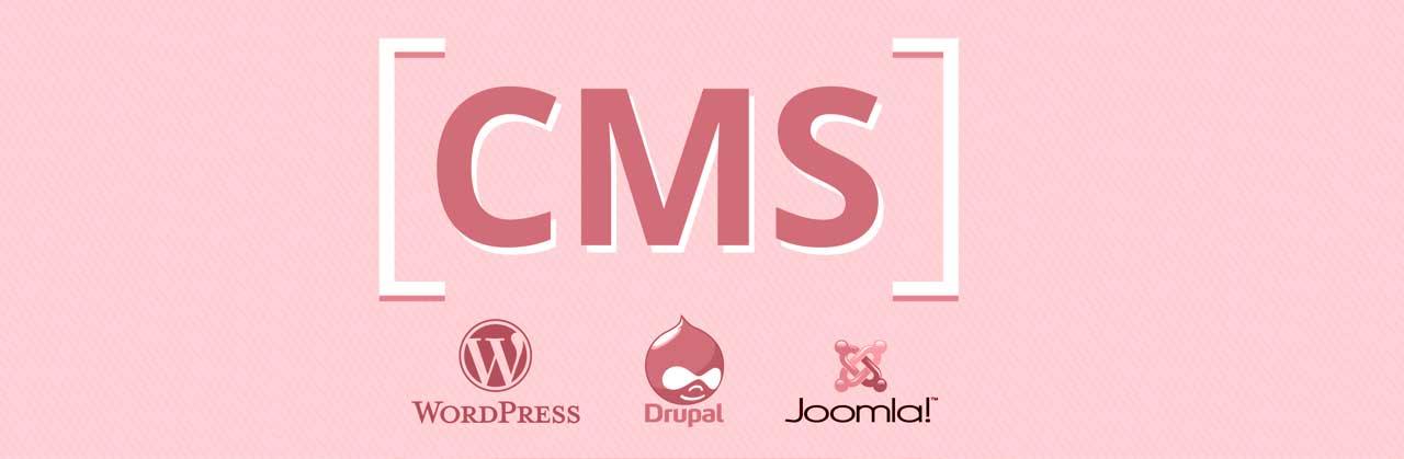 Realizzazione siti dinamici con CMS Joomla e WordPress