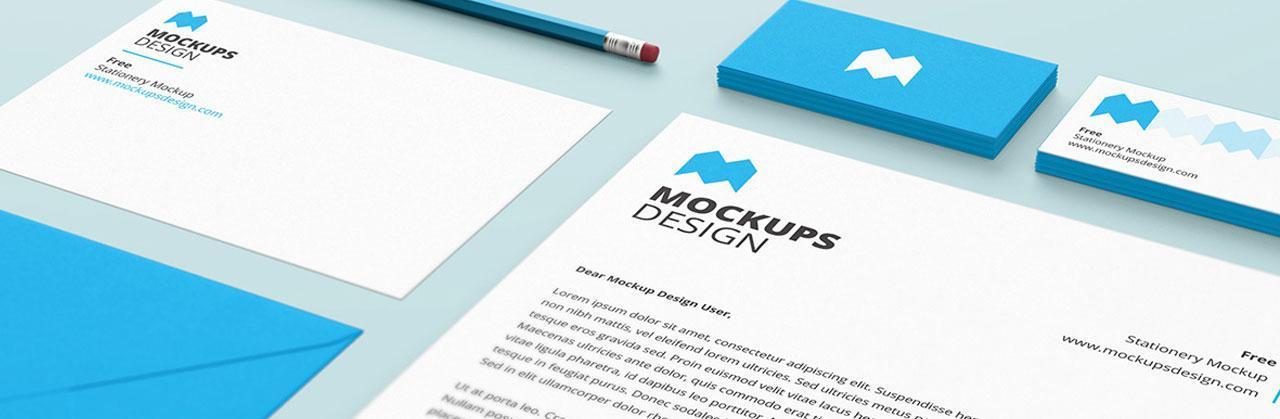 Studio grafico Immagine coordinata aziendale