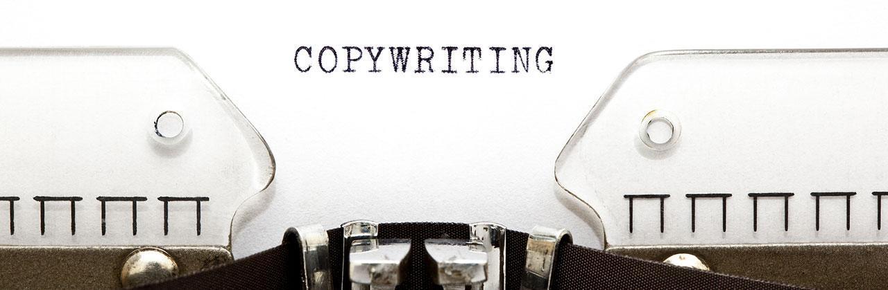 Scrittura testi per brochure, siti, campagne pubblicitarie