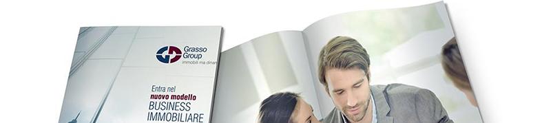 Brochure aziendale comunicazione aziendale