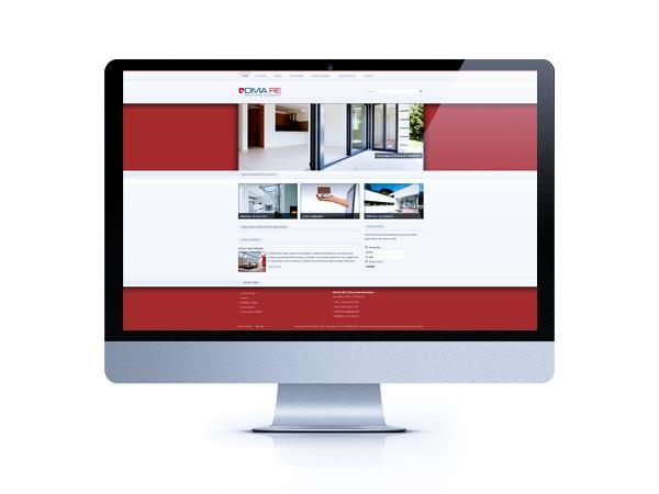 Realizzazioni siti web e web design roma