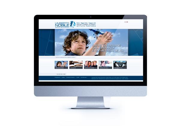 Sito internet aziendale e realizzare siti web