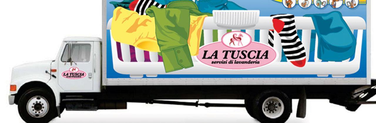 Camion vela o trotter per Roma e Milano